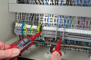 Bewerbung als Elektroinstallateur