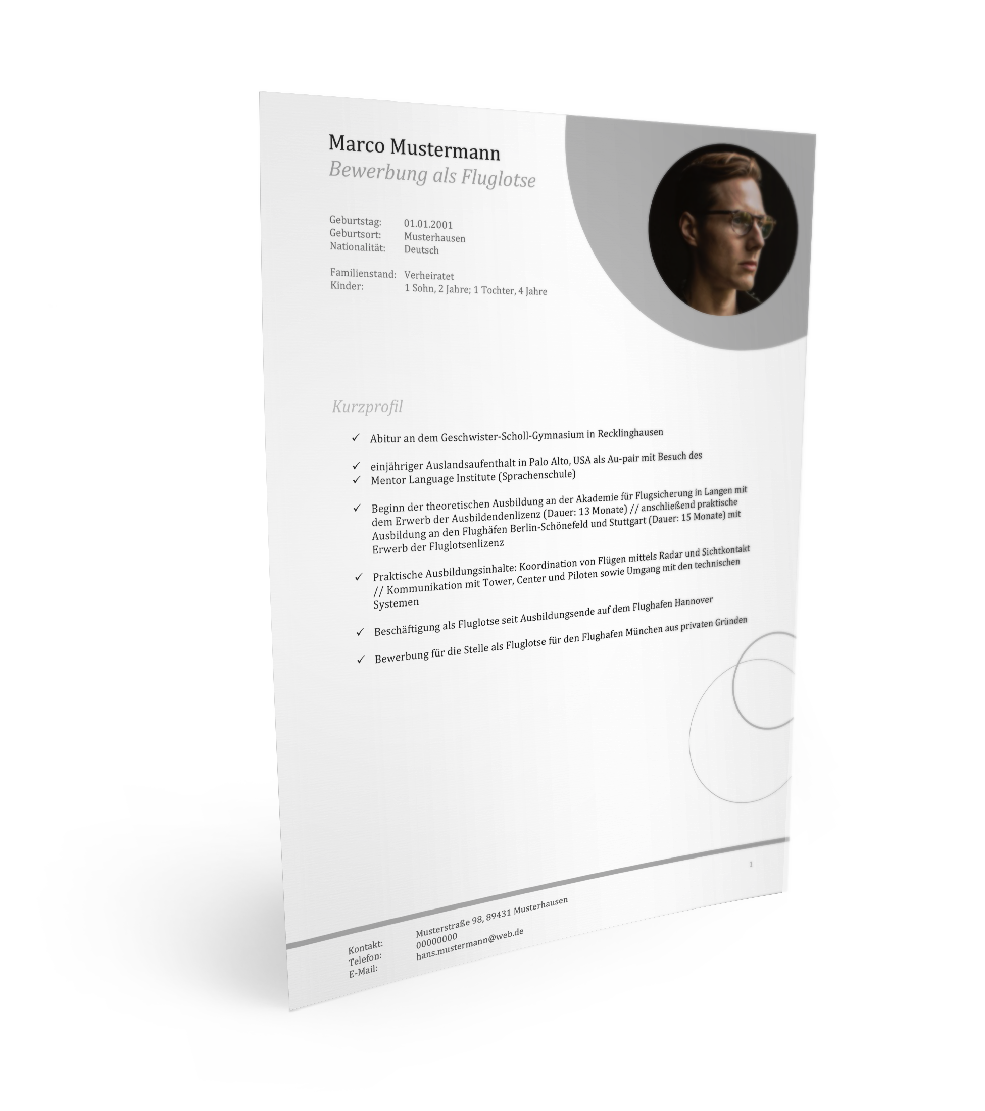 Berühmt Usa Jobs Lebenslauf Länge Fotos - Entry Level Resume ...